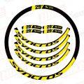 Sticker llantas Syncros Silverton 1.0 amarillo
